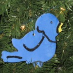 Bird ornaments - $3.25 each