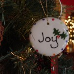 Handpainted Ornament