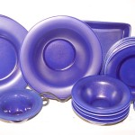 Blue Dinnerware
